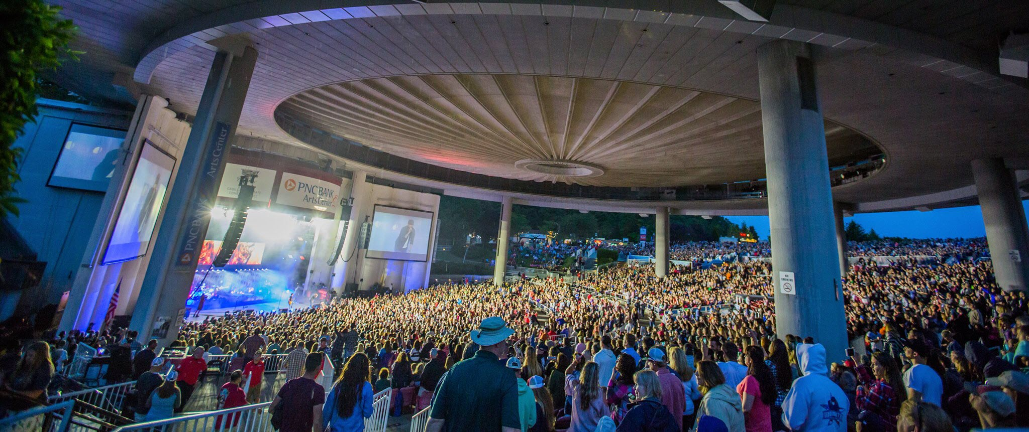 PNC Bank Arts Center Concerts